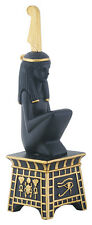 Maat Kneeling Egyptian Goddess of Law Statue 6H T85660