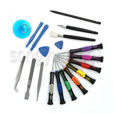 New 19 in 1 Repair Tools Kit Screwdrivers for Tablet PC PDA and Cell Phones USA