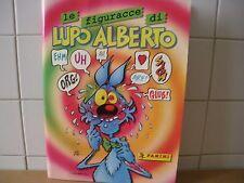 Le figuracce di Lupo Alberto  Album di figurine completo  Panini 1994 (HOM)