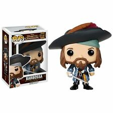 Pirates of the Caribbean Captain Barbossa Pop! Vinyl Figure - New