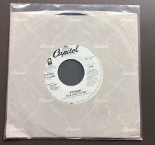 "POISON - Talk Dirty To Me 7"" 45 Vinyl Record VG 1986 Promotional Copy Usa Pre"