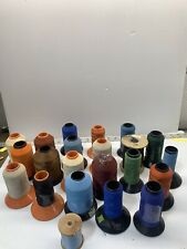 20 spools Rod Building Wrapping Thread Gudebrod Holland