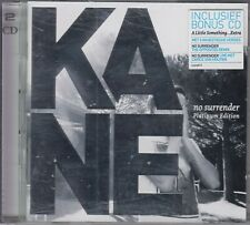 Kane  2 CD Set Platinum Edition No Surrender incl: Love Over Healing 2010