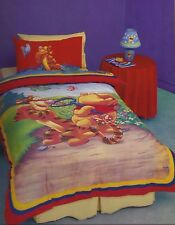 Winnie The Pooh Hunting Duvet Doona Quilt Cover Set | Tigger | US Twin | Single