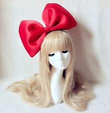Oversized Super Giant Big Bow KIKI Cosplay Hair Headband Party Photo Props