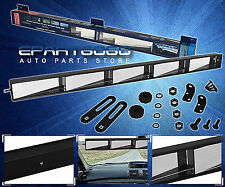 Jdm 5 Panel Panoramic Wide Angle Rear View Mirror - Mazda Miata Protege Rx7 Rx8