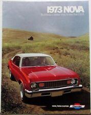 Repair Manuals Literature For 1973 Chevrolet Nova For Sale Ebay