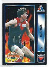 1994 AFLPA Hot Picks (63) Jim STYNES Melbourne