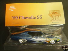 Hotwheels 09 Collector Convention 69 Chevelle SS Dinner