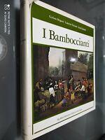 GG LIBRO: I BAMBOCCIANTI - BRIGANTI - TREZZANI - LAUREATI - UGO BOZZI ED. 1983