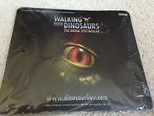 Walking With Dinosaurs Arena Spectacular Mouse Pad SDCC San Diego Comic Con Swag