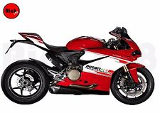 997(W) Kit custom stickers for DUCATI 899/1199/1299/959 Panigale (decal)