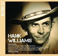 Hank Williams - Icon 2 [New CD]