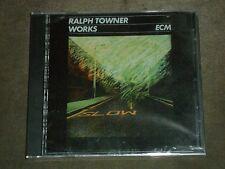 Ralph Towner Works ECM CD Jan Garbarek Eberhard Weber Kenny Wheeler sealed