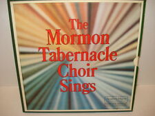The Mormon Tabernacle Choir Sings - Box Set 5 LPs Album - Columbia Special
