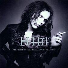 HIM Deep Shadows And Brilliant Highlights CD BRAND NEW H I M
