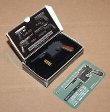 Resident Evil Biohazard Metal Gun Collection Not for Sale 2005 Capcom Red 9