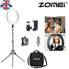 """Zomei 18"""" Dimmable Photographic Light Studio Video LED Ring Light for Smartphone"""