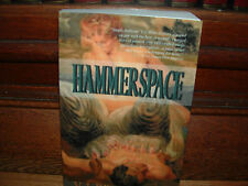 Hammerspace by V. J. Waks (2010, Paperback) Signed NEW