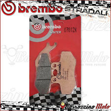 PLAQUETTES FREIN AVANT BREMBO FRITTE 07012XS BENELLI VELVET 250 2001