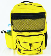 BRAND NEW BRITEPAX Backpack - School or Play for 12 Years & Older - YELLOW