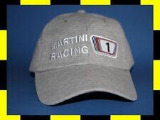 PORSCHE Design Selection Original Baseball Cap Kappe Mütze MARTINI RACING NEU