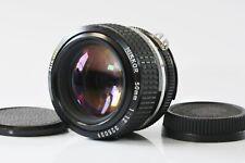 [Quasi Nuovo] Nikon Ai-S Nikkor 50mm F1.2 primo MF AIS LENTE DAL GIAPPONE N353