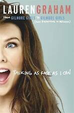 Talking as Fast as I Can by Lauren Graham (Dec 2016) Free 1st class Delivery