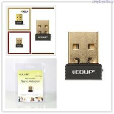 EDUP 2.4G 802.11n/g/b 150Mbps Wireless WiFi USB Nano Adapter LAN Card MAC Linux