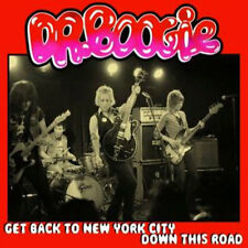 "DR. BOOGIE Get Back To New York City 7"" . punk rock glam the faces new york doll"