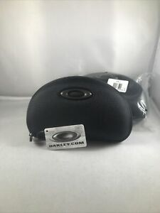 Oakley M Frame Array Case 07-015 Black New In Plastic w Tags Fast Free S/H