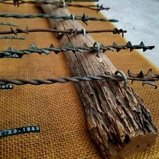 Antique Barbed Wire 18-19