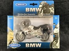 Welly Collection BMW R1100 RT Touring Motorcycle Diecast Metal w/ Plastic Parts