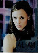 ALIAS SEASON 3 PROMOTIONAL CARD A3-1