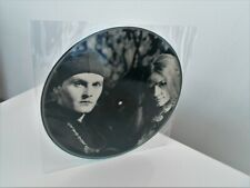 DEATH IN JUNE picture disc Sixth Comm Freya Aswynn Current 93 Sol Invictus Coil
