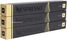 30 new Nespresso Vanilio pods capsules flavour Variations range UK