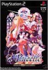 Used PS2 La Pucelle: Hikari no Seijo Densetsu  SONY PLAYSTATION JAPAN IMPORT