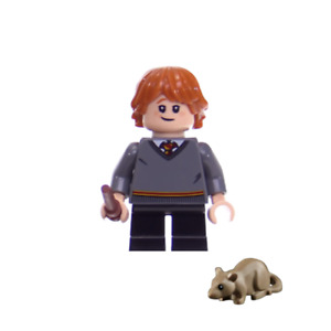 LEGO Harry Potter - Ron Weasley with Scabbers from 75954 Hogwarts Great Hall