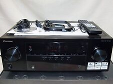 Pioneer VSX-422 Heimkino-HDMI-Receiver mit Zubehör, schwarz und gut !