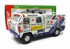 KOVAP Tatra 815 Rallye Retro model car Tin Toy Truck 1/43