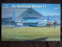 Trumpeter 1/48 De Havilland Hornet F.1