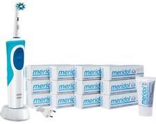 Oral-B Vitality CrossAction Elektrische Zahnbürste D12.513 +12 meridol Zahncreme