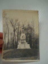 COMMODORE OLIVER PERRY MONUMENT PHOTO ~ CLEVELAND OHIO