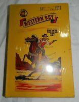 Vintage Box for Western Boy Davy Crockett Holster Set, Box only