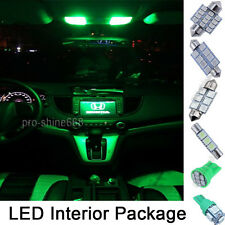 Premium Green Interior LED Lights Package Bulb SMD For 00-2006 Chevy Tahoe Yukon