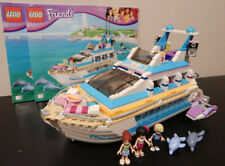 Lego Friends Dolphin Cruiser 41015 - 99.8% Complete (1 Piece missing)