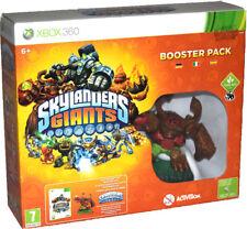 Skylanders Booster Pack Xbox 360 Giants nuevo