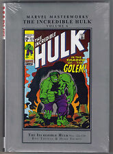 Marvel Masterworks INCREDIBLE HULK Vol 6 New Hardcover Iron Man Rhino Dr Strange