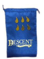 Descent: Journeys in the Dark Second Edition Dice Bag & Fatigue Token Set FFG