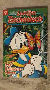 """Lustiges Taschenbuch Nr. 1 """"Der Kolumbusfalter"""""""